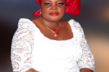 OBITUARY GLORY EBERE INT'L TREASURER