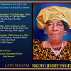 Mama Nnyin, the Woman with a Golden Heart Goes Home