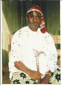 Akparawa Effiom Edem, Chairman, Uyo Chapter