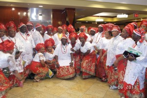 A CROSS SECTION OF MEMBERS AT 9TH NATIONAL CONVENTION OF MBOHO MKPARAWA IBIBIO USA/CANADA IN NEW YORK CITY 27TH -29TH JUNE 2014